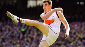 Can Geelong recruit Jeremy Cameron recover in time for the finals? AFL round 17 odds update