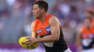 GWS star Toby Greene faces an anxious wait before finding out his semi final fate at AFL tribunal