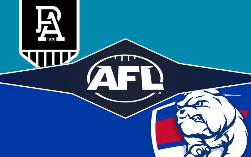 Port Adelaide v Western Bulldogs betting tips for AFL preliminary final 2021