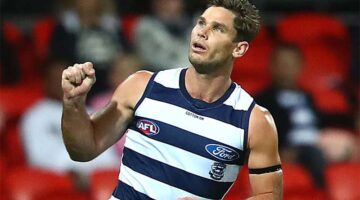 Tom Hawkins will be popular with punters on AFL preliminary final weekend