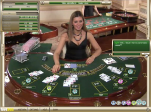 online live dealer table games