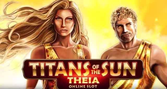 Titans of the Sun slot