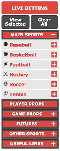 Betonline sports betting