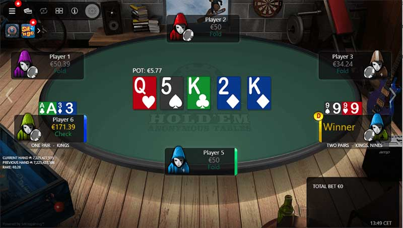 Guts real money poker review