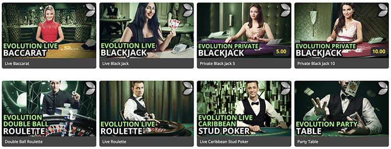 Royal Vegas live casino review