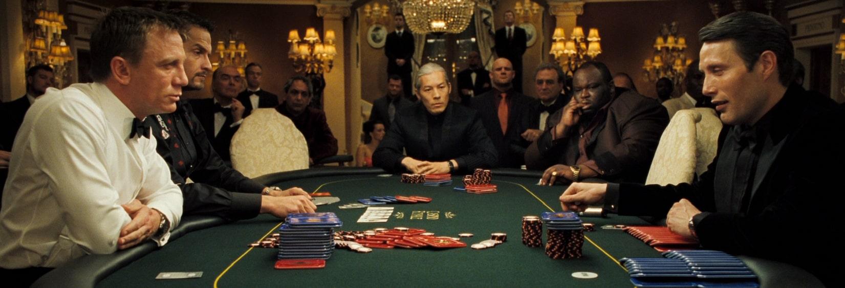 Poker. Online Poker.