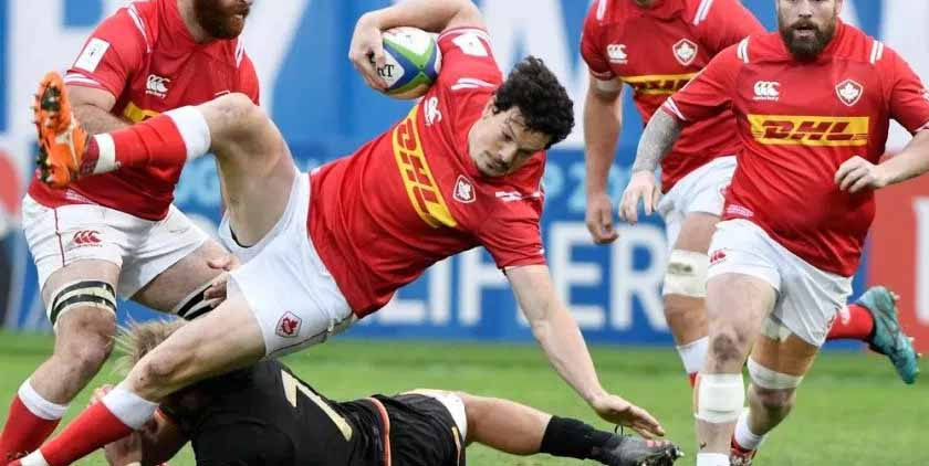Canada Rugby team qualifies for 2018 World Cup