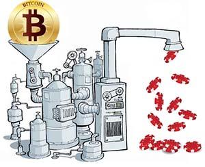 Converting bitcoin to casino chips