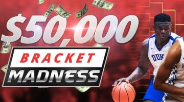 Bracket Madness NCAA Basketball March Madness betting