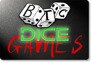 BTC Dice games