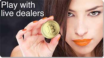 Play live casino games at Cloudbet,com