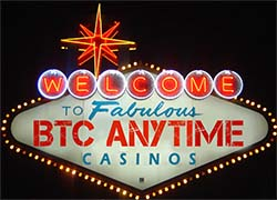 Online casinos with btc deposits