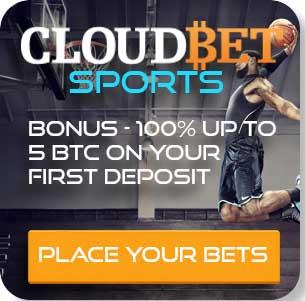 Cloudbet sign up bonus sports