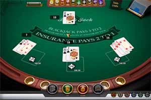 European blackjack - Where to play online