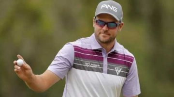 Canadian golfer Corey Conners has won his way into the US Masters