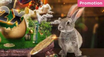 Mr Green Easter Cash Hunt - Casino Bonus for Canadians