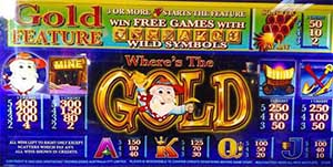 Wheres The Gold Online slot review