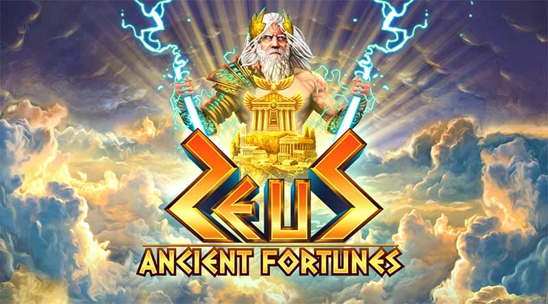 Zeus Ancient Fortunes - Microgaming slots game