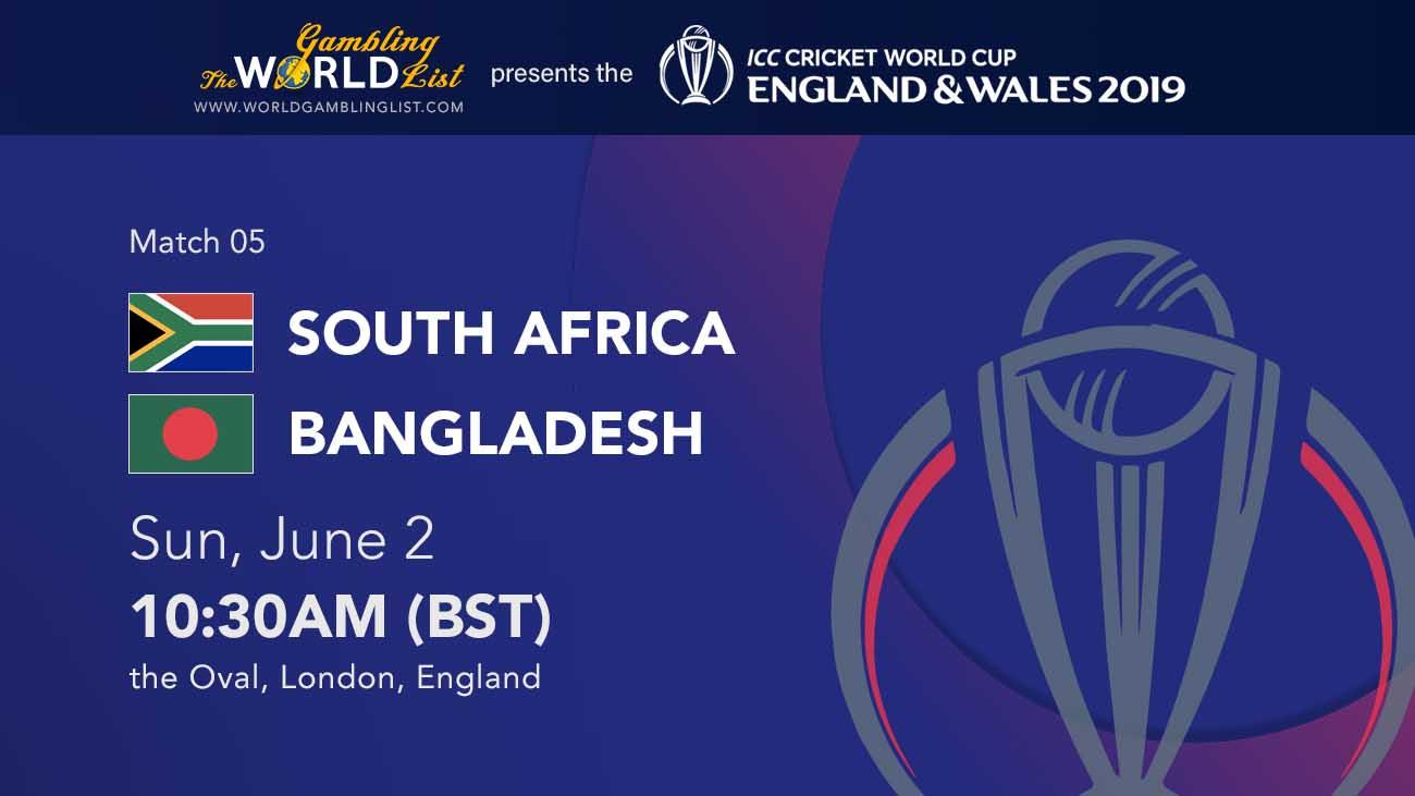 South AFrica vs Bangladesh predictions