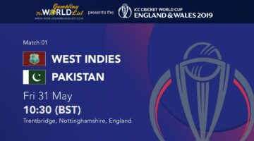 West Indies v Pakistan betting predictions and tips