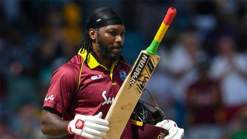 Chris Gayle - West Indies to batsman could be a big threat at the ICC World Cup