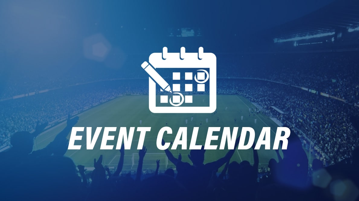 2019 Sporting Events