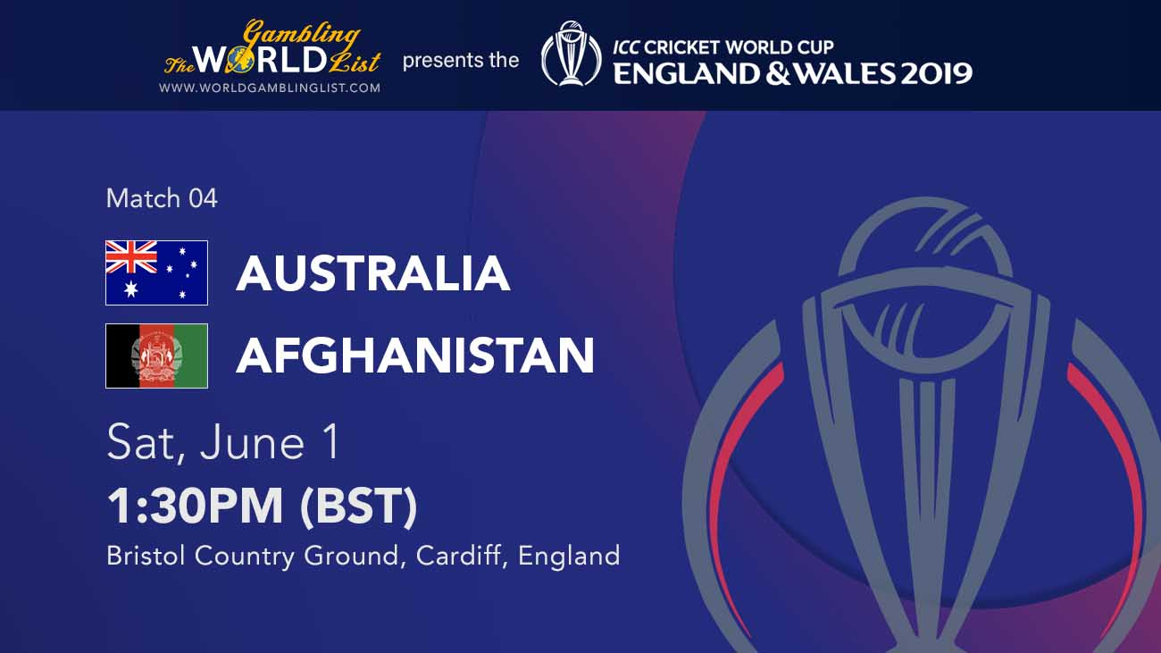 Australia vs Aghanistan betting predictions and preview