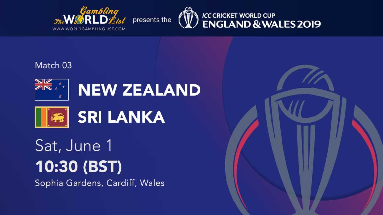 New Zealand vs Sri Lanka betting predictions and tips