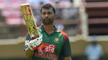 Tamin Iqbal will shoulder a lot of responsibility for Bangladesh at the ICC World Cup