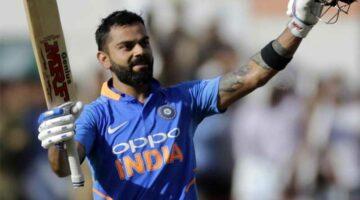 Australia v India T20 game one.