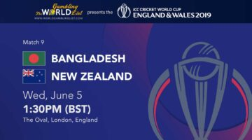 Bangladesh vs New Zealand betting preview and predictions