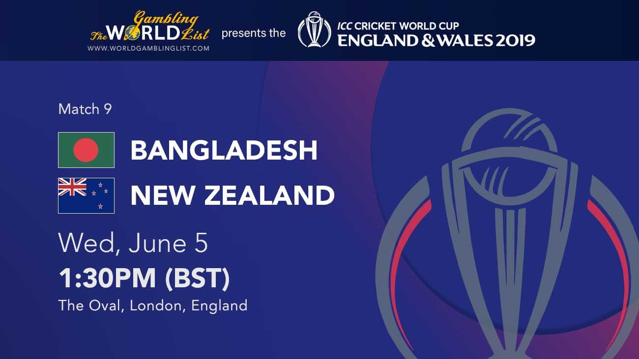 Bangladesh vs New Zealand betting preview and predictions