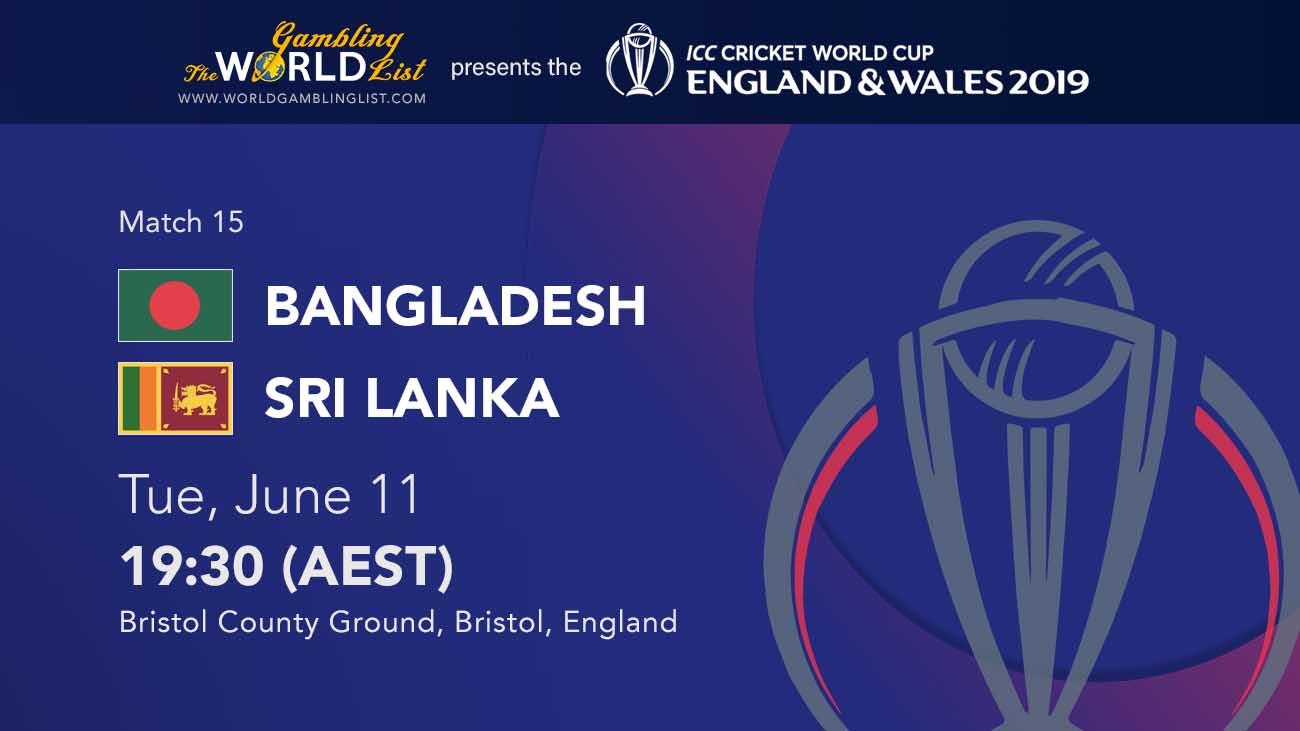 Bangladesh vs Sri Lanka predictions and betting odds