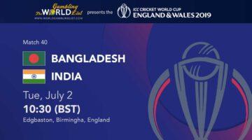 Bangladesh v India preview, player tips & predictions