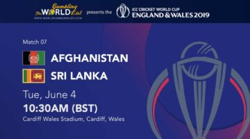 Afghanistan vs Sri Lanka betting predictions and free tips