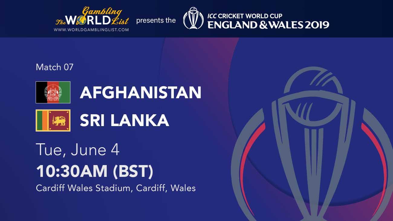 Afghanistan vs Sri Lanka betting predictions and free tips