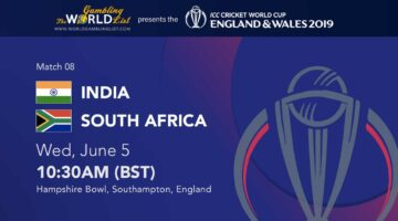 India vs South Africa betting preview and predictions