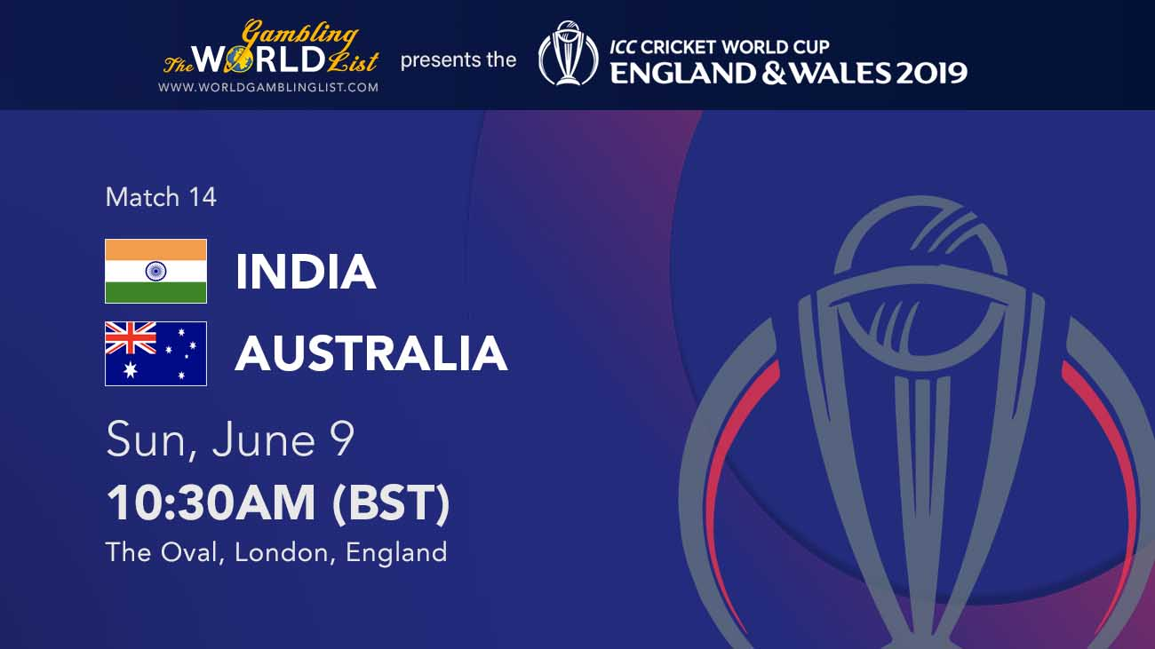 India vs Australia betting preview