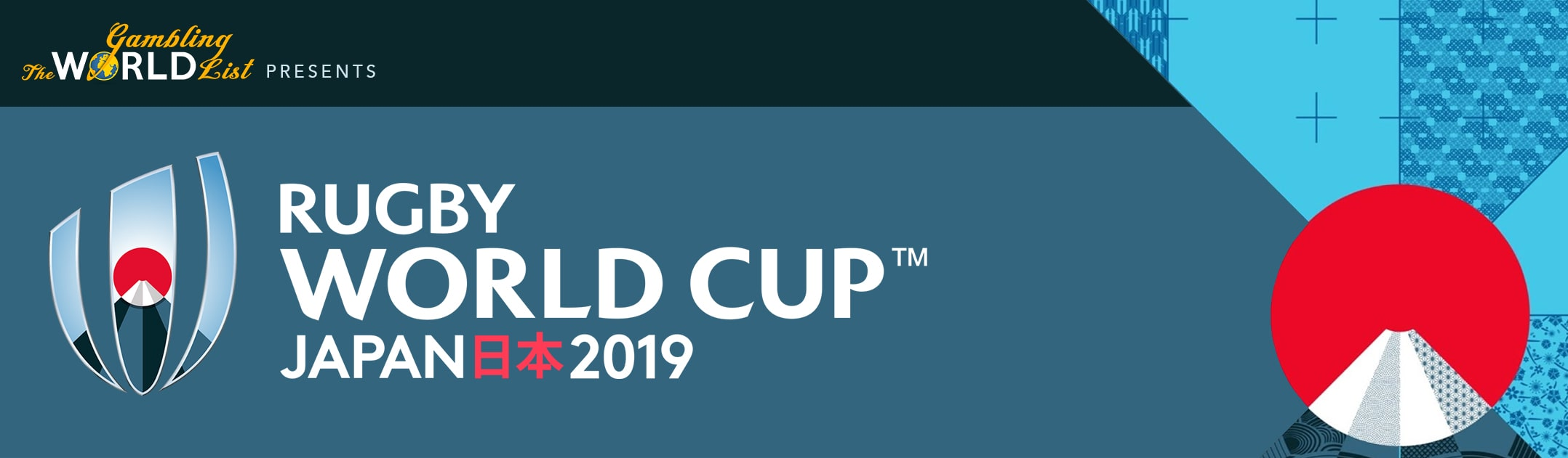 Rugby World Cup Japan betting update