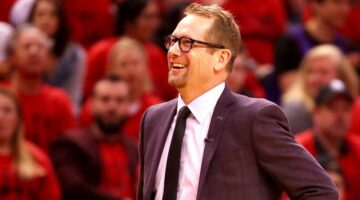 Nick Nurse has got Canada playing great basketball ahead of their second friendly agains the Australian Boomers