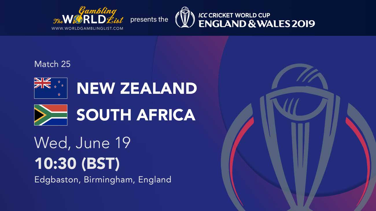 New Zealand vs South AFrica betting preview