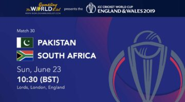 Pratinjau taruhan Pakistan vs AFrica Selatan dan tip gratis