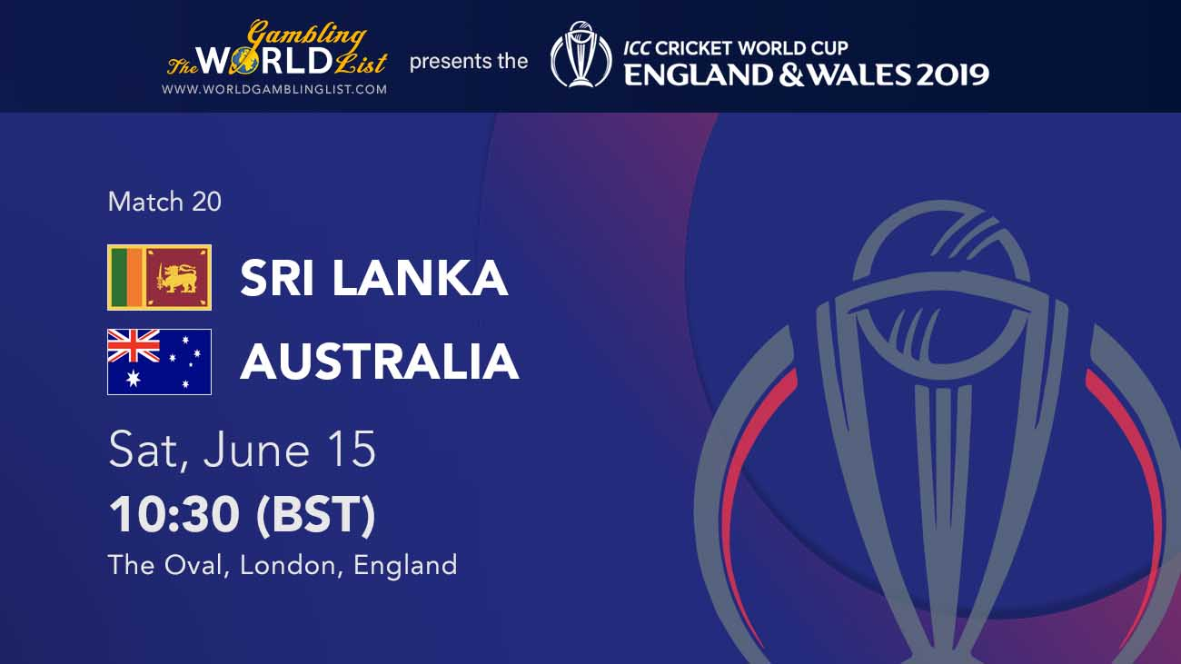 Sri Lanks vs Australia betting predictions & tips