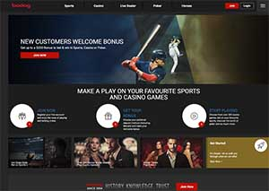 Bodog.eu is one of the more older betting sites for Canadians