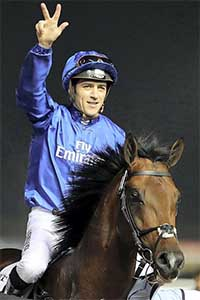 Christophe Soumillon is a top jockey to bet on