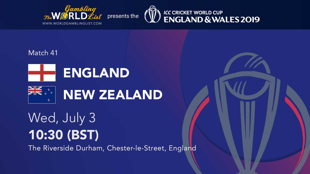 England vs New Zealand prediction and free betting preview