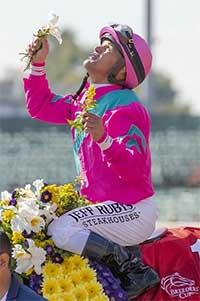 Javier Castellano is a great jockey to bet on