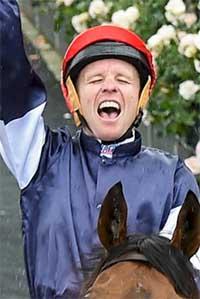 Kerrin McEvoy is a dominant jockey in Australia