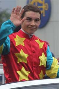 Maxime Guyon is on our top 10 jockeys list