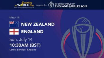 England v New Zealand cricket World Cup final preview, player tips & predictions